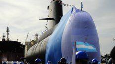 El submarino desapareció el 15 de noviembre del año pasado.