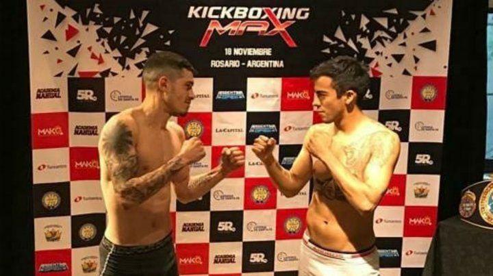 Todo listo para el primer torneo internacional de kickboxing en Rosario