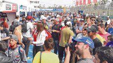Gente fierrera. El circuito rosarino tendrá modificaciones para darle mayor confort al público que asiste al Fangio.