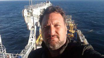 Emocionante mensaje del padre de tripulante del ARA San Juan