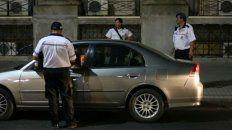 Más cien vehículos fueron remitidos al corralón durante el fin de semana largo, la mitad por alcoholemia. (foto de archivo)