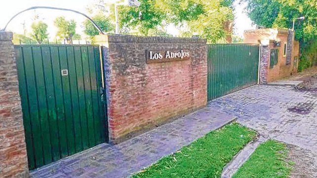Los Abrojos. La quinta de la familia de Macri está ubicada en Malvinas Argentinas (Buenos Aires).