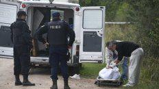 Caminos rurales. Las víctimas fueron halladas en Fighiera, Pueblo Esther, Ibarlucea, Soldini y el barrio Tío Rolo.