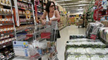 Costo de vida. La inflación cerrará el año en un nivel cercano al 50%.