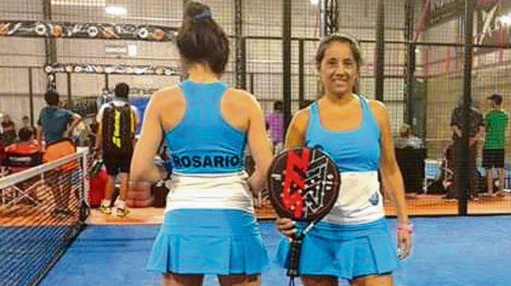 Cara y cruz. Carolina Igareta y Daiana Peña Tello