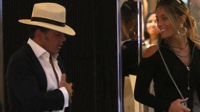 Luis Miguel se mostró con su verdadera novia y le respondió a su ex