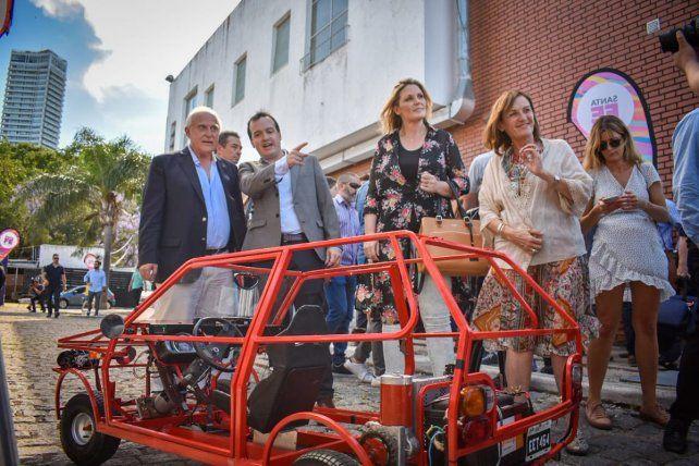 Resultado de imagen para SANTA FE TENDRA LA PRIMERA AUTOPISTA ELECTRICA DE ARGENTINA