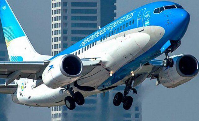 Aerolíneas Argentinas dio a conocer hoy su nuevo cuadro tarifario.