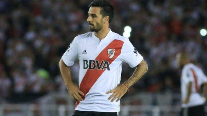 Scocco quedó descartado para la final de la Copa Libertadores