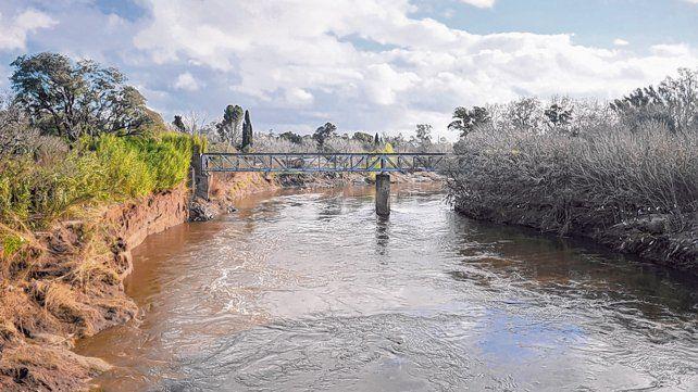 Carcarañá. La propuesta de un canal desde Villa La Ribera hasta el río Paraná es desestimada por el gobierno.