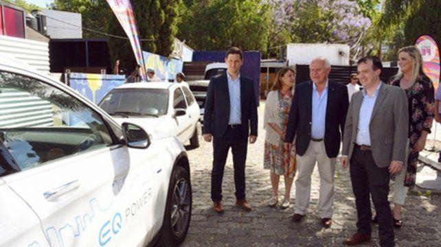 Vehículos eléctricos. La provincia propone incentivos a los usuarios de este tipo de automóviles.