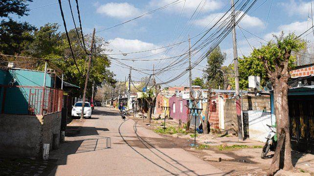 Zona sur. La víctima y el acusado vivían juntos en el barrio El Mangrullo.