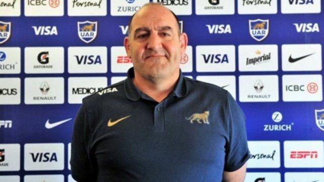 Espera hasta hoy. El entrenador argentino dará el equipo para enfrentar a Escocia.