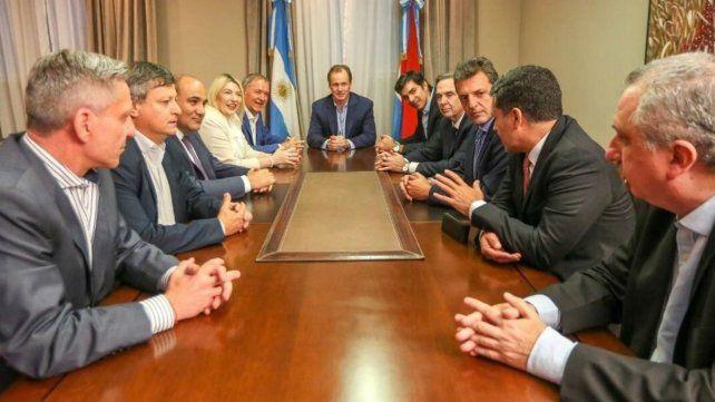 El Grupo de los Cuatro suma a jefes de provincia
