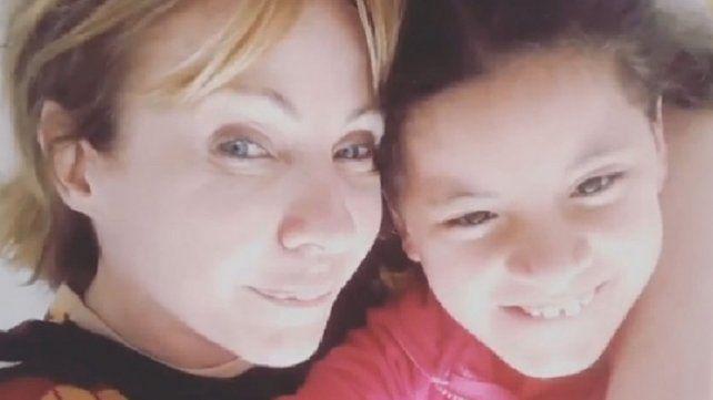 Inés Estévez escribió una emotiva carta para su hija Vida