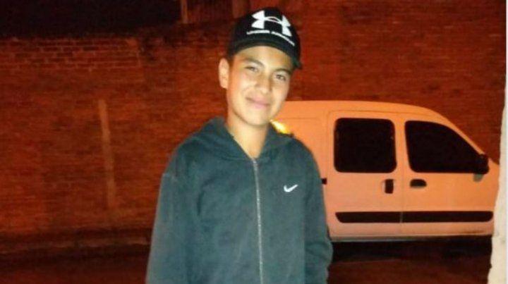 Pablo Silva había cumplido 14 años a principios de octubre.