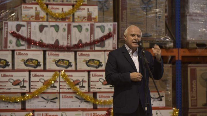 Lifschitz: No advierto en la provincia una situación conflictiva para fin de año