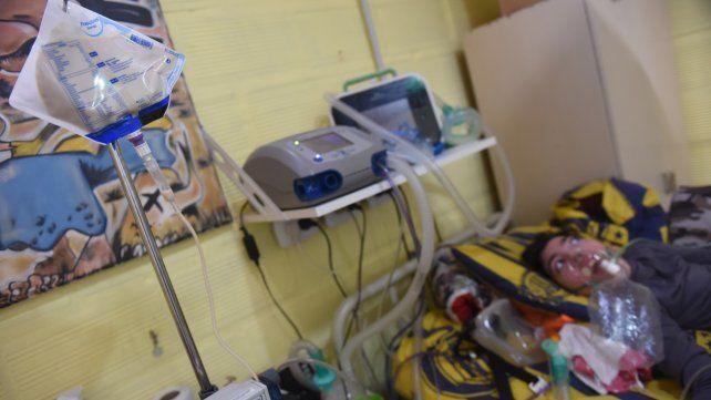 Es ley en Santa Fe la gratuidad del servicio para pacientes electrodependientes