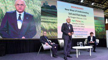 Más de 1,800 personas asistieron al Silicon Valley Forum que se realizó durante dos días en los galpones 15 y 17 sobre el río Paraná.