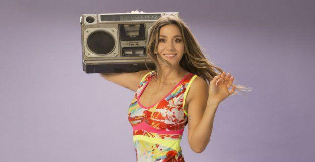 Jimena Barón está a full: compite en el Bailando