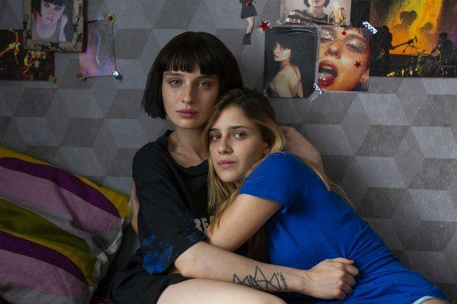 Protagonistas. Alice Pagani y Benedetta Porcaroli