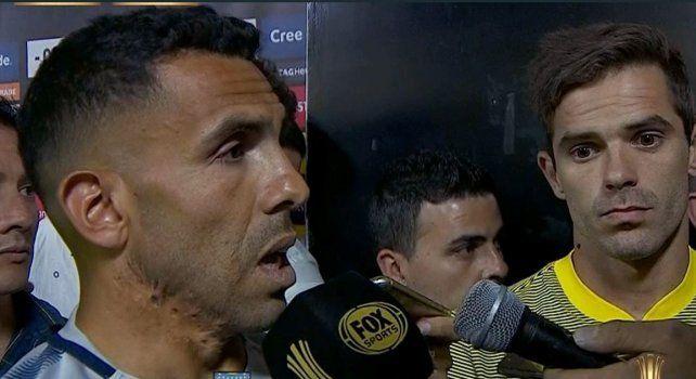 Tevez: ¿Por qué no le dan la Copa a River y listo?