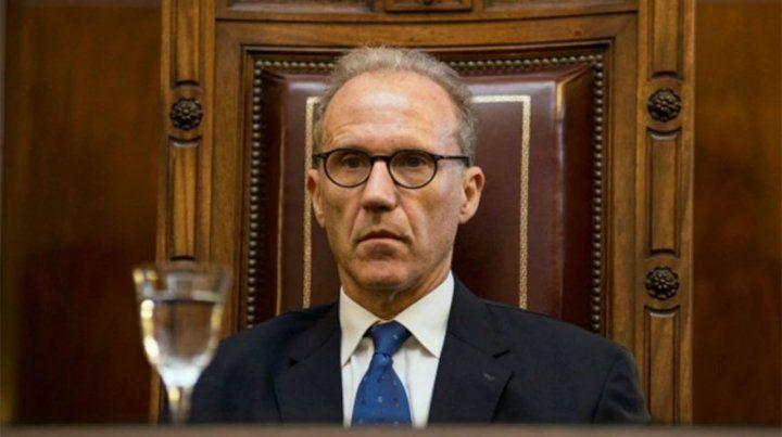 El nuevo presidente de la Corte Suprema