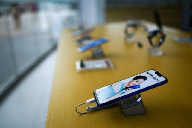 En expansión. Huawei ha ganado mercados en todo el mundo.