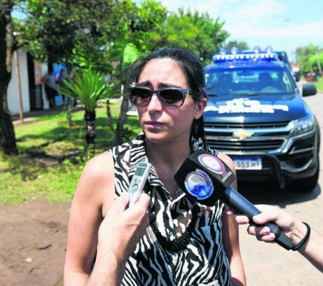 Georgina Pairola llevó adelante la acusación contra Brian F.a partir de los resultados de la autopsia.