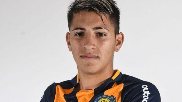Avila. El defensor no tiene contrato con Central y puede emigrar a otro club si quiere.