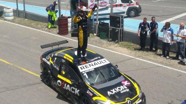 El santafesino Ardusso se coronó bicampeón del Súper TC2000
