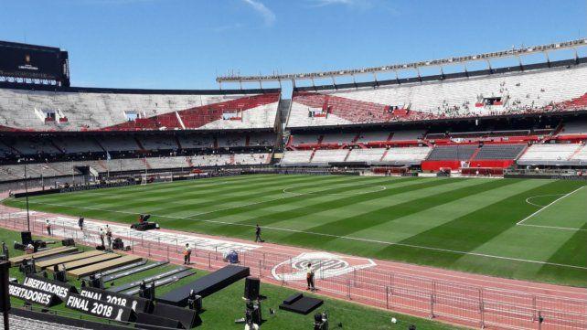 La final de la Libertadores entre River y Boca fue postergada