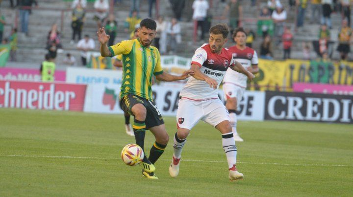 Newells perdió 1 a 0 con Aldosivi y ya suma un año sin ganar como visitante