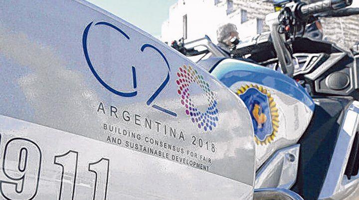 Seguridad. El gobierno de Mauricio Macri buscó despejar las dudas en torno al operativo para la cumbre.