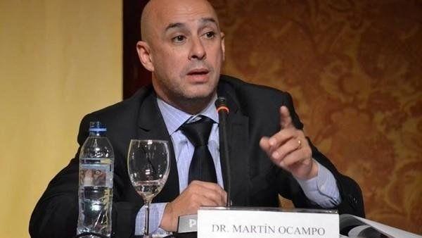 Martín Ocampo, responsable del operativo del sábado pasado en el Monumental, dejó su cargo.
