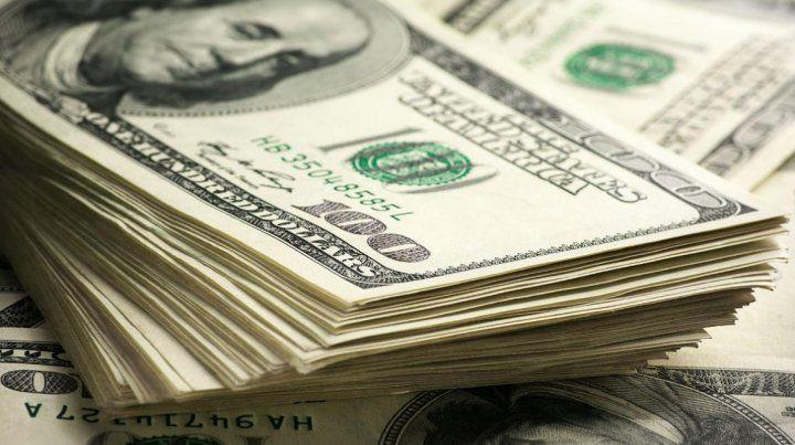 La cotización del dólar volvió a tocar los 40 pesos