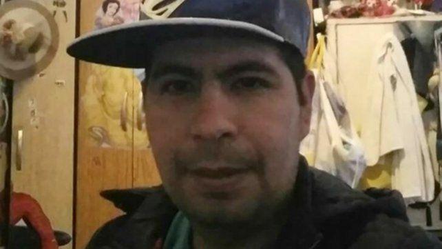 Rodolfo Orellana. El militante de la CTEP murió de un tiro por la espalda.