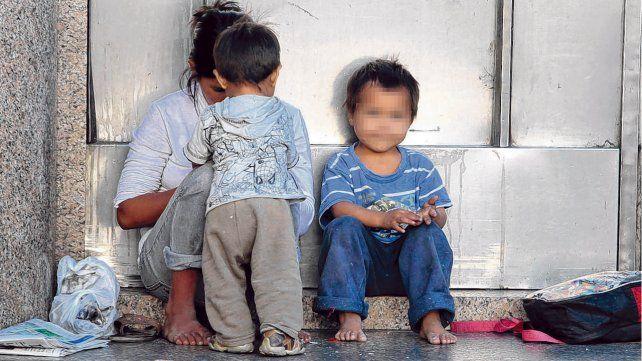 En crisis. En la Dirección local de Niñez admiten que las historias como las de los cinco hermanos