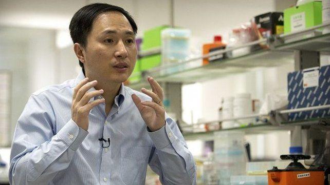 El investigador He Jiankui dijo que alteró  embriones para siete parejas durante tratamientos de fertilidad
