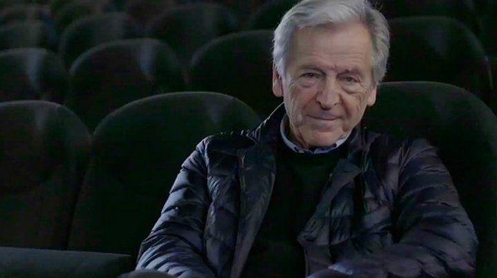 El cine europeo premia al director griego Costa-Gavras