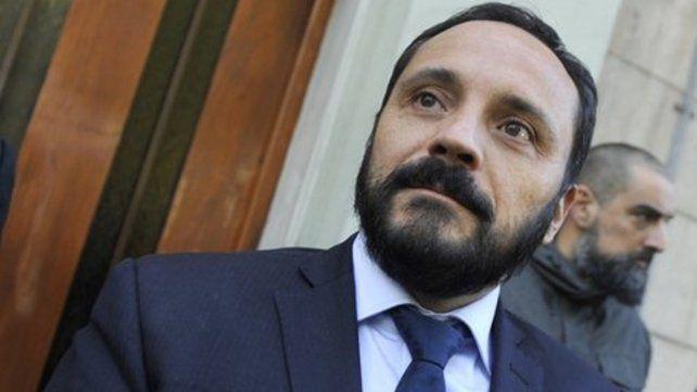 El fiscal de Homicidios Adrián Spelta requirió la pena de 20 años para el imputado.