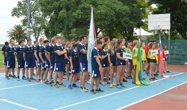 Rosario, subcampeón en el sudamericano femenino de faustball