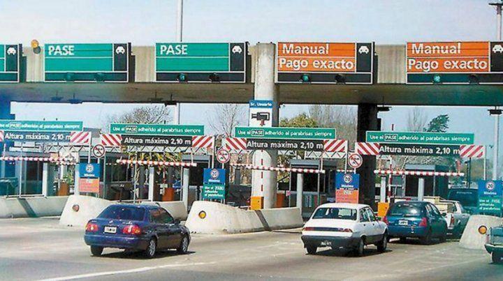 Se viene un nuevo aumento en los peajes en las rutas de todo el país
