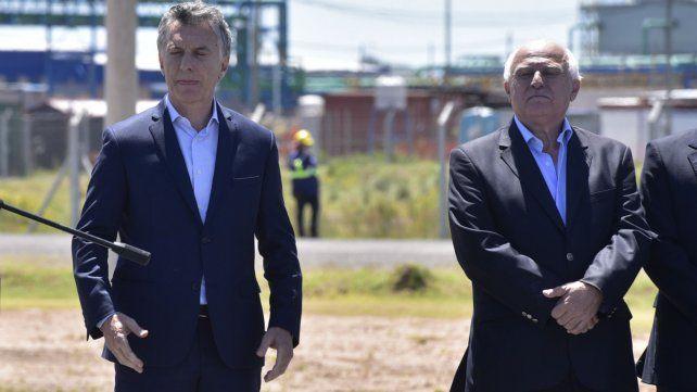 Macri y Lifschitz se encontraron en octubre del año pasado en Pérez.