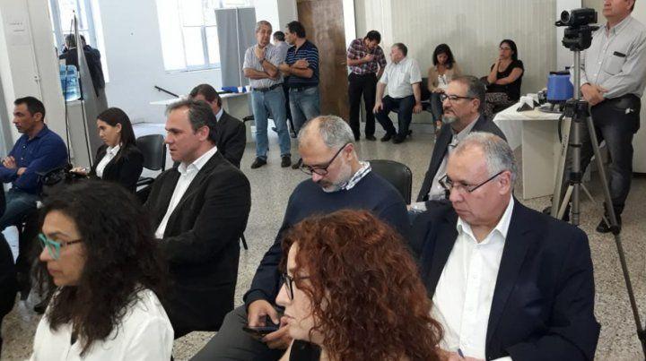 La Multisectorial se opuso en audiencia pública al aumento de Aguas