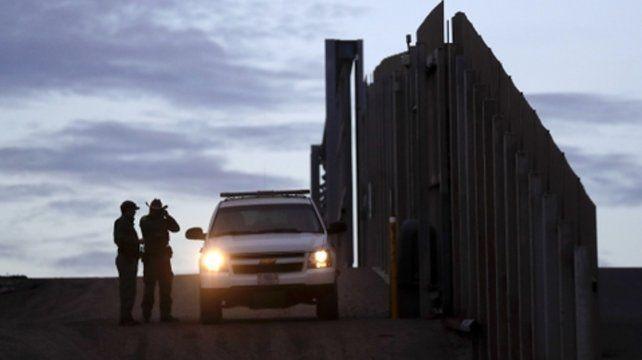 Barrera. La valla fronteriza costaría unos 5.000 millones de dólares.