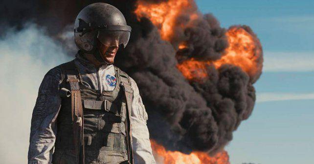 La cara oculta del astronauta que se ganó un lugar en la historia