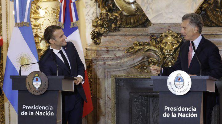 Macri: Estamos muchísimo más cerca de un acuerdo Mercosur-Unión Europea