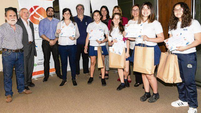 Premiadas en el certamen Concursol Rosario