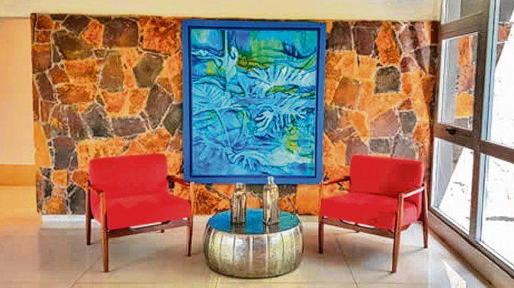 Selvaje Lodge Iguazú exhibe obras de Ernesto Engel